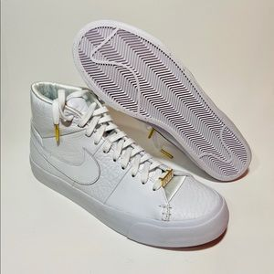 NEW Nike Blazer Royal White Men's 10 , 10.5 & 12